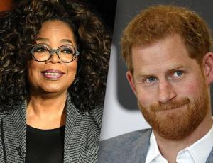 El príncipe Harry y Oprah Winfrey crean una serie sobre salud mental