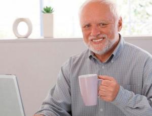 """Detengan todo: ¡""""Pain Harold"""" se encuentra en Chile!"""
