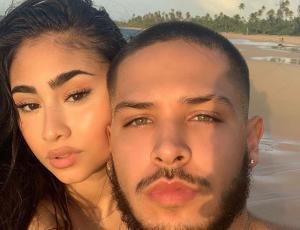 Novio de Paloma Mami publica íntimas fotos junto a la cantante