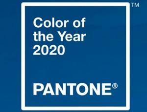 Pantone elige al azul clásico como el color de 2020