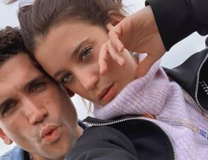 """La historia de amor de María Pedraza y Jaime Lorente de la serie """"Elite"""""""