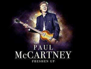 Paul McCartney llega por cuarta vez a Chile