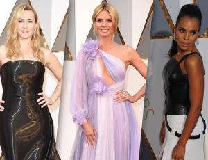 Los 5 peores looks en la alfombra roja de los premios Oscar