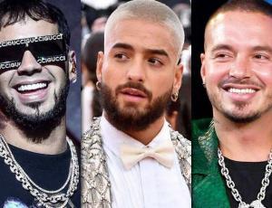 Cantantes de reggaetón en picada contra los Latin Grammys
