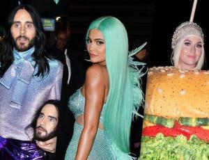 ¡Volvieron a sorprender! El look de las celebridades en el after party de la MET gala