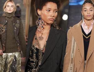 Las prendas destacadas de la pasarela de Ralph Lauren en sus 50 años