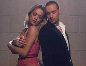 """Liam Payne y Rita Ora protagonizan videoclip de """"50 Sombras Liberadas"""""""