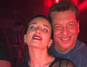 Camila Nash y Julio César Rodríguez pasan románticas vacaciones en Punta Cana