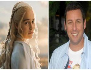 Así de hilarante se vería Game of Thrones si Adam Sandler fuera todos los personajes