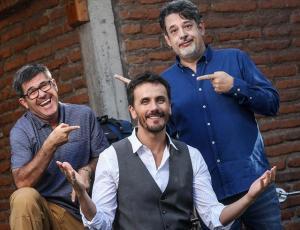 """""""Sigamos de largo"""": El nuevo programa de C13 con Sergio Lagos, Marcelo Comparini y Marco Silva"""
