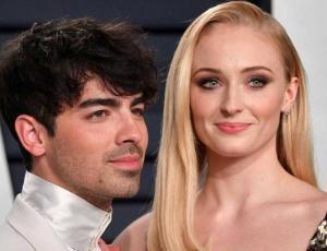 Sophie Turner y Joe Jonas confiscaron el celular de Diplo en su segunda boda