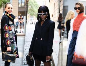 Los llamativos looks del street style que ha dejado la Semana de la Moda de Nueva York