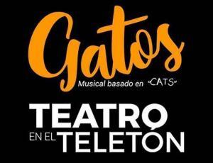 """Teatro Teletón vuelve a abrir sus puertas al teatro con el musical """"Gatos"""" (¡Y tenemos concurso para ir!)"""