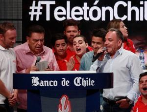Rostros de TV se manifiestan por posible postergación de Teletón 2019