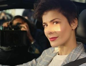 Esta es la actriz que inspiró a Tonka Tomicic a cambiar de look