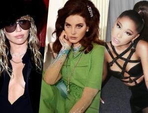 Mejor crossover: Miley Cyrus, Lana del Rey y Ariana Grande se unen en nueva canción