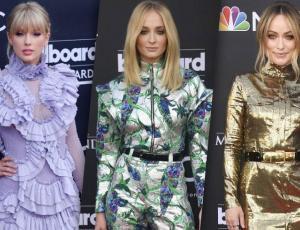 Alarma de tendencia: Los Billboard ponen de moda los cuellos altos