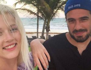 Vesta Lugg confirma quiebre sentimental con galán argentino