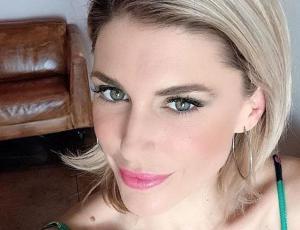 Wilma González se inspiró en Tere Kuster para cambiar su look
