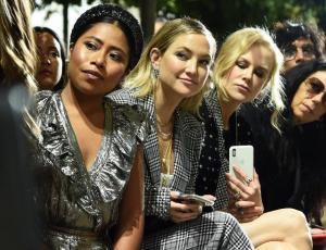 Yalitza Aparicio se codea con Kate Hudson y Nicole Kidman en la Semana de la Moda de Nueva York