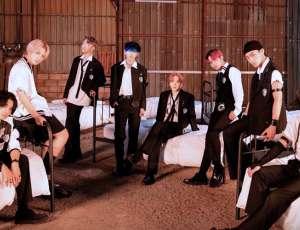 """""""INCEPTION""""  es la canción principal elegida  para el comeback de ATEEZ"""