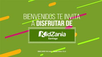 Concurso SMS - Bienvenidos a KidZania