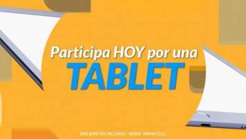 Concurso Tablets