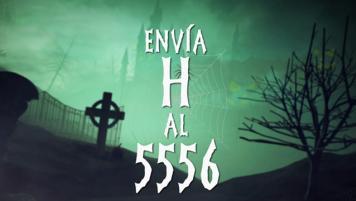 Concurso SMS Halloween