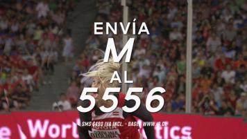 """Concurso SMS """"Mundial de Atletismo 2019"""""""