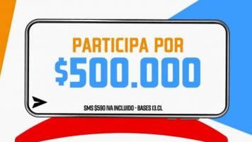 """Concurso sms """" Marzo Conectados"""""""