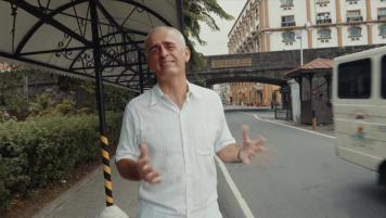 Jorge nos mostró los atractivos turísticos de Manila
