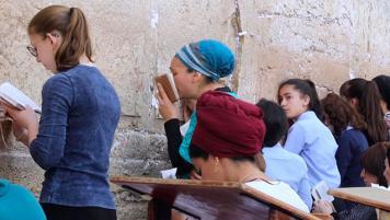 Conocimos el lugar más sagrado del judaísmo