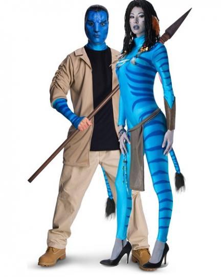 Avatar 2 Y 3: 10 Disfracespara Lucirse En Pareja Este Halloween