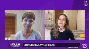 francamente_savka_pollak_en_vivo_capitulo_ok_felicidad_pandemia