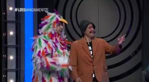 """""""Ruperto"""" y """"Tutu Tutu"""" se tomarán Los 5 Mandamientos"""