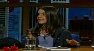 Así se veía una pequeña Maite Orsini como animadora de Canal 13