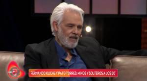 Fernando Kliche reveló que tiene siete hijos de distintas nacionalidades