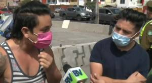El intenso debate entre vecinos de Iquique por migrantes