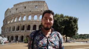 Conocimos el Coliseo y el Teatro de la Ópera junto a Arturo