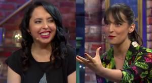 Chiqui y María José hablaron de su amistad de 20 años