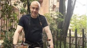 """El potente mensaje del Chef Jorge Rausch: """"Pongámosle un poco de sazón a la vida"""""""