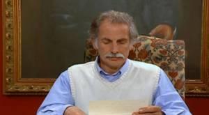 Capítulo 176 / Ángel recibe la carta que le dejó Valentina