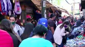 Alerta por peleas de comerciantes ambulantes en Meiggs