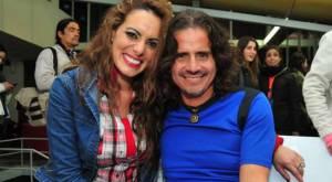 Pablo Herrera y Flavia Fucceneco