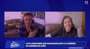 Vivir para Cantarlo / Capítulo 20 / Andrés de León