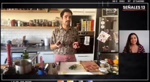 Señales 13 – Capítulo 23 – Matías Arteaga nos enseñó tres preparaciones con la betarraga