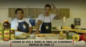 Yo Cocino / Capítulo 9 / Quiche de pollo y cebolla