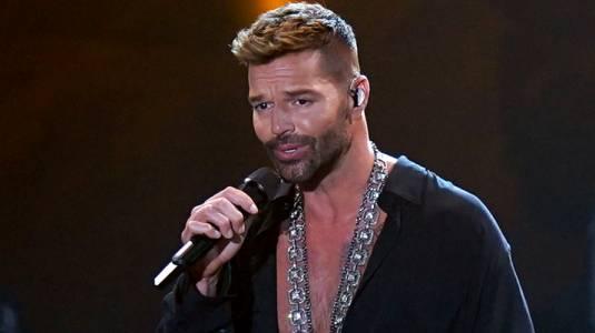 Ex pareja de Ricky Martin confiesa que perdió un hijo del cantante