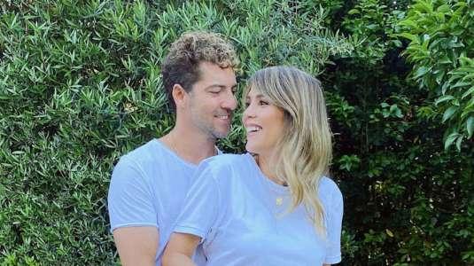 David Bisbal revela el sexo de su bebé junto a Rosanna Zanetti
