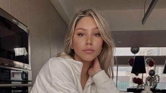 Chino Ríos reaccionó a videoclip protagonizado por su hija
